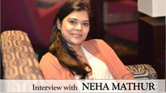 Dr. Neha Mathur is a dentist by profession, but a foodie and blogger by passion. Her blog is a veritable treasure trove of foolproof recipes for the beginner as well as expert home cook. Over a period of two and a half years, Neha has gone from being a blogging enthusiast to a professional blogger who was one of the Top 5 Food Bloggers of India in WIN '14. When the prolific food blogger Neha Mathur visited the BlogAdda office, we sat her down for a chat on food, blogging and her passions.