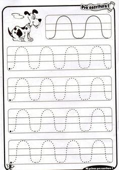 Preschool Writing, Kindergarten Learning, Free Preschool, Kids Learning, Printable Preschool Worksheets, Worksheets For Kids, Free Printable, Pre Writing, Math For Kids