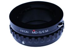 Kipon Macro Adapter with Helicoid Tube for Minolta MD Lens to Sony NEX Camera #KIPON