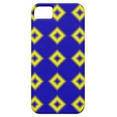 Glowing Pattern iPhone 5/5S Case
