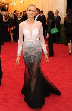 Met Gala 2014 Red Carpet: See All The Glamorous Dresses (PHOTOS) Naomi Watts