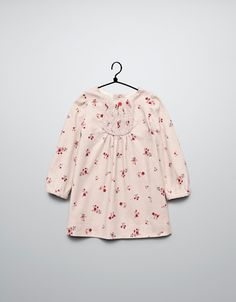 needlecord dress with bib front - Baby girl - New this week - ZARA Netherlands