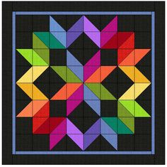 When it comes to optical illusions in quilting, Karen Combs wrote the book (literally). Her most recent book, Celtic Pieced Illusions , in...