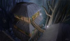 Tree House. So much things that have to care when i was creating this, but still have fun and enjoy .. :)