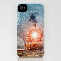 On A Winters Night iPhone Case by Bob Orsillo - $35.00