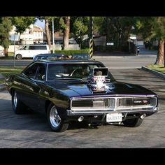 70 Charger'