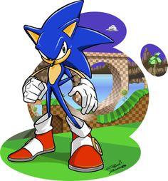 sonic the hedgehog | Sonic_The_Hedgehog_by_Kubikiri_Basara.jpg