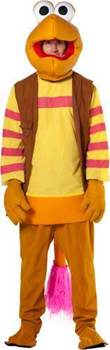 deguisement gobo fraggle rock dguisement en g pinterest - Fraggle Rock Halloween Costumes