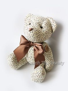 Trendy baby toys to make bear patterns Teddy Bear Sewing Pattern, Best Baby Toys, Sock Dolls, Felt Birds, Sock Animals, Shirt Quilt, Sewing Toys, Memory Pillows, New Baby Products