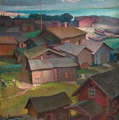 EERO SNELLMAN Houses (1919)