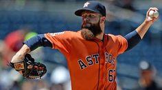 Top 10 Players Through First Quarter of 2015 MLB Season:  -        2. Dallas Keuchel, Houston Astros - © Getty Images