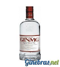 Ginebra Gin MG, Gin MG Gin