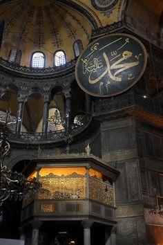 Ayasofya, Istanbul,