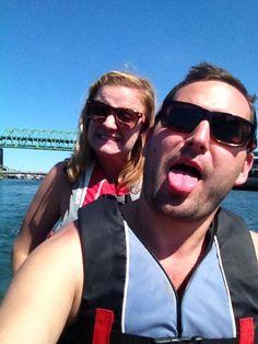 Mandatory selfie. Deal with it.