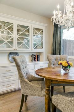Awesome dining room buffet designs ideas 22