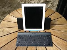 Logitech iPad keyboard with case