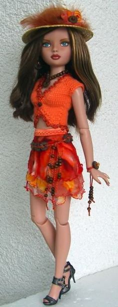 Ellowyne outfit (Handmade by Brunhilde) | Flickr - Photo Sharing!