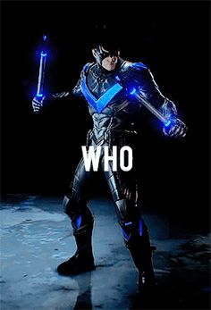 ALL WHO FOLLOW YOU: NIGHTWING