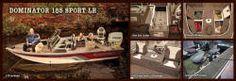 New 2013 - Alumacraft Boats - Dominator 185 Sport