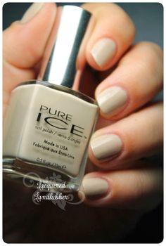 The Lacquered Landlubber: Pure Ice : Shore Bet #PureIce @influenster @pureice #jinglevoxbox