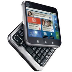 Motorola Flipout Unlocked GSM Quad-Band Android Phone with Bluetooth, Camera, QWERTY Keyboard and Wi-Fi - Unlocked Phone -... $114.99