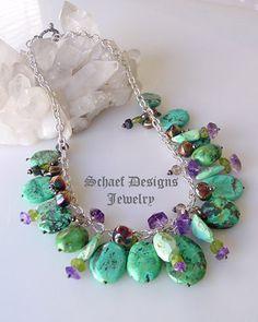 Schaef Designs Turquoise Gemstone