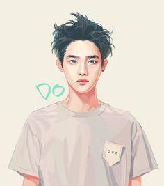 #D.O #DO #DOKyungsoo #D.OKyungsoo #Cute #Satansoo #EXO