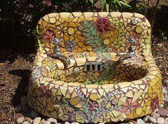 20 schöne Mosaik Kreationen die Sie gesehen haben müssen! Großartig! - DIY Bastelideen