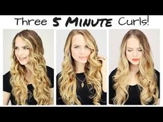 How to Curl Hair Fast — 5 Ways to Curl Hair in Under 10 Minutes