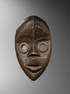 """""""Dan"""" mask ex: German's collection early XXe 