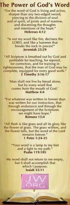 Jehovah Gods....