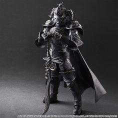 37.54$  Buy now - https://alitems.com/g/1e8d114494b01f4c715516525dc3e8/?i=5&ulp=https%3A%2F%2Fwww.aliexpress.com%2Fitem%2FSQUARE-ENIX-Play-Arts-KAI-Final-Fantasy-DISSIDIA-Gabranth-PVC-Action-Figure-Collectible-Model-Toy-28cm%2F32717791841.html - SQUARE ENIX Play Arts KAI Final Fantasy DISSIDIA Gabranth PVC Action Figure Collectible Model Toy 28cm KT2904 37.54$