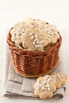 Biscotti di farro, per ogni momento della tua giornata. #farina #farro