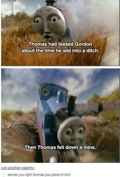 14 Delightful Thomas the train images | Thomas train, Funny jokes
