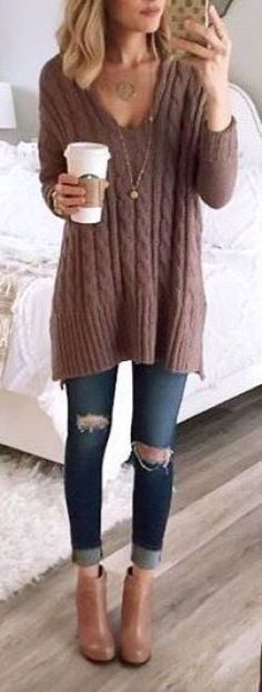 23 Cute Winter Outfits To Copy