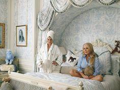 Suzanne Saperstein's daughter's room - Wmag