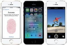 Apple introduces the iPhone 5s, launching September 20th starting at $199
