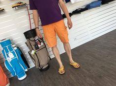 Ready für G-FLOP tanning ;-) Just #Golf and #Golffashion
