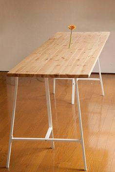 IKEA desk - simple and stylish