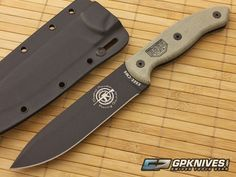 ESEE Knives CM-6 Hoffman Design Fixed Blade