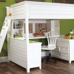 Twin Full Size Bunk Bed With Desk: 18 Cool Twin Size Bunk Beds For Kids Photo Inspirational