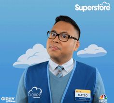 New trendy GIF/ Giphy. superstore disapprove disapproving nico santos. Let like/ repin/ follow @cutephonecases