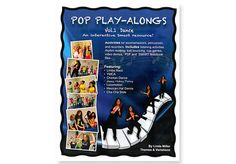 DANCE: Pop Play-Along Songs Vol. 1 CD-ROM - An interactive Smart resource by Linda Miller. Explore rhythms and movement with dance favorites! Learn dance moves (with video demos), play listening games to ID instruments & terms, play cup passing & ball bouncing games, & more. Sing and play along with rhythm sticks, boomwhackers, recorder, etc., Hokey Pokey, Limbo Rock, Chicken Dance, Mexican Hat Dance, Locomotion, YMCA, more!