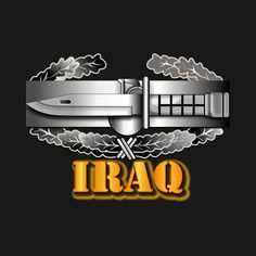 Check out this awesome 'Army+-+CAB+-+IRAQ' design on @TeePublic!