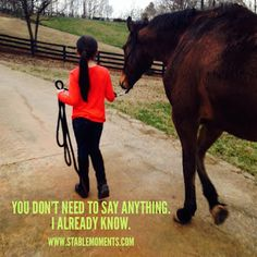 #horse #quotes #horsequotes #adoption #foster #horsetherapy www.stablemoments.com