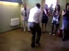 Смешнои свадебныи танец!
