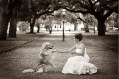 I want a picture like this on my wedding day!