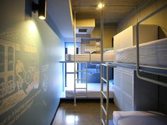 If you r coming to Bangkok, this hostel is perfect for u, backpacker~ Lub-D Hostel
