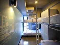 Lub d Hostel - Siam Square, Bangkok, Thailand - Hostel Room Types