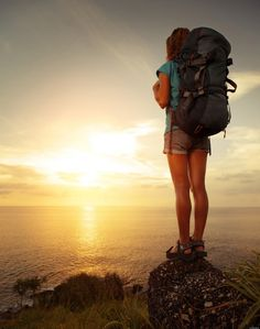 Trying to woo a girl who travels? Read on!